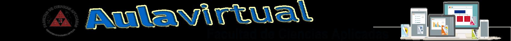 Aula Virtual de la Facultad de Ciencias Aplicadas - UNP
